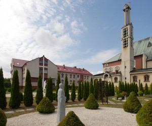 Centrum św. Maksymiliana, Zakon Braci Mniejszych Konwentualnych (Franciszkanie)