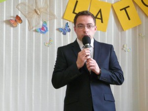 Dyrektor ZSP Harmęże